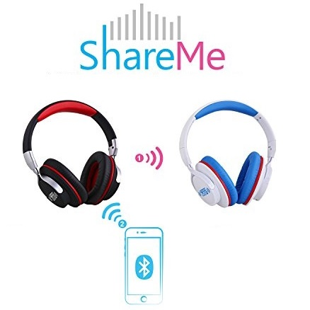Two Bluetooth Headphones, One Source - Mixcder ShareMe Review